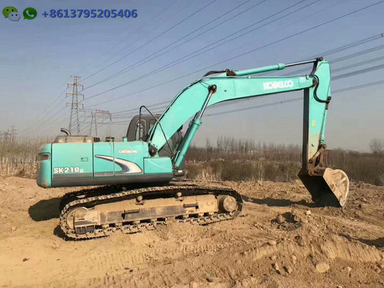 21 ton Japan excavator Kobelco SK210 mark 8 for sale, 21 ton original
