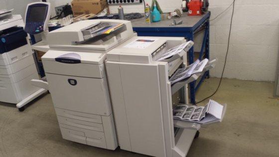 Xerox Dc 242 In Weesp Netherlands