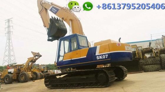 18 ton Japan excavator Kobelco SK07N2 in Chittagong, 0 7m³