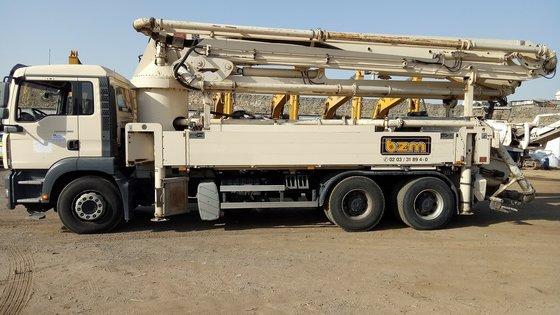 2007 36 Schwing Concrete Pump on MAN in Jeddah, Saudi Arabia
