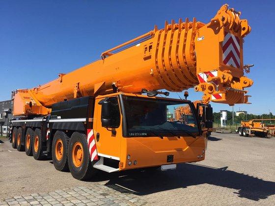 2015 Liebherr LTM 1300-6 2 (300t) in Netherlands