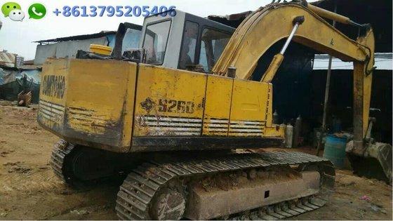 0 5m³ excavator Sumitomo S260 in Chittagong, original 0 5m³ Japan