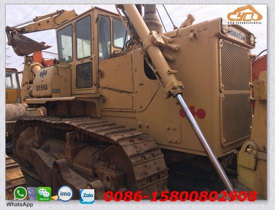 KOMATSU D155A-1 dozers for sale in Lanzhou, China