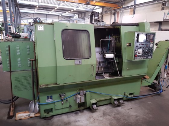 CNC lathe Whacheon Ecostar 2 in Netherlands