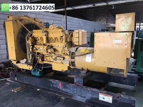 Cat 3406 Diesel generator low Working hour for sale in Shanghai, China