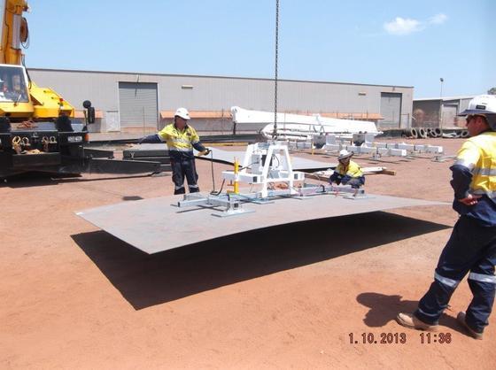 New Vaclift FVL1000PT Forklift unit