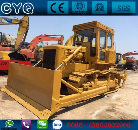 Caterpillar dozers CAT D6D bulldozer for sale in Lanzhou, China