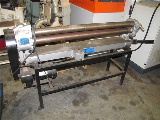 1995 METALEX MODEL ISF-10025D POWERED