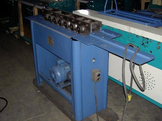 Use Lockformer Rollforming Machine #1536