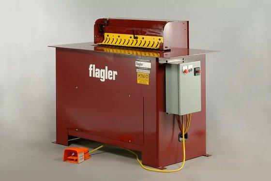 Flagler Hybrid Cleatfolder Machine #1662