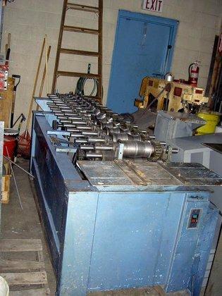 Lockformer NE Cleat Rollformer #1717
