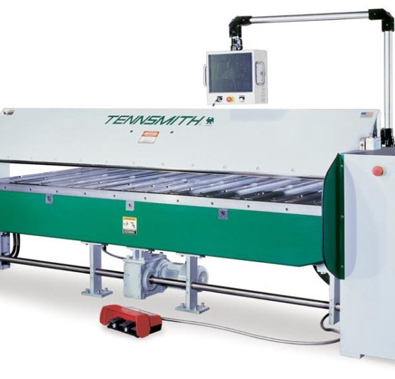 Tennsmith SBS12614 CNC Folding Machine