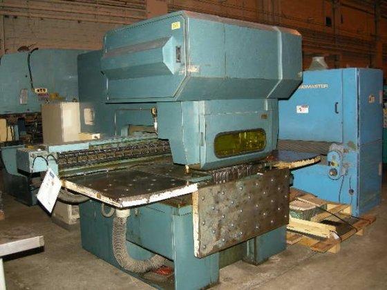 33 Ton Amada CNC Turret