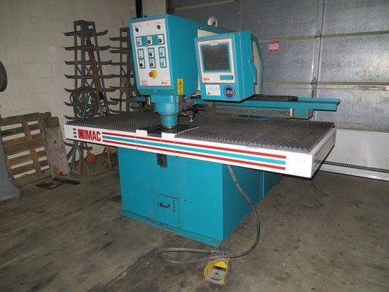 IMAC CNC Punching Machine #2631