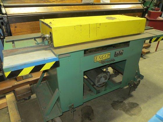 Engel Rollforming Machine #2642 in