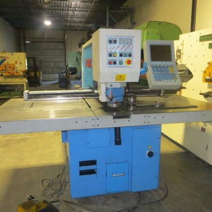 1997 Euromac CNC Punching Machine