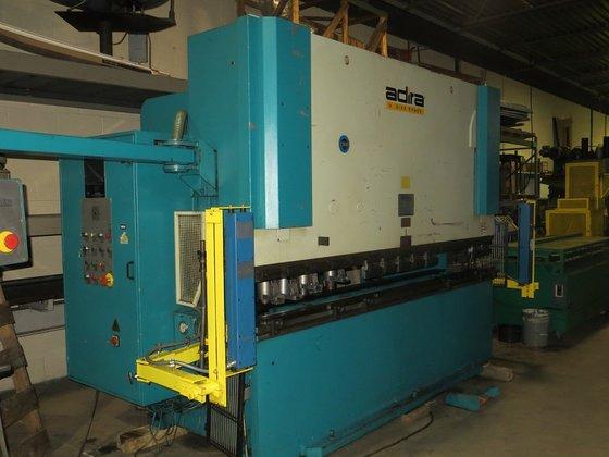 2001 Adira QHD-13530 Hydraulic CNC