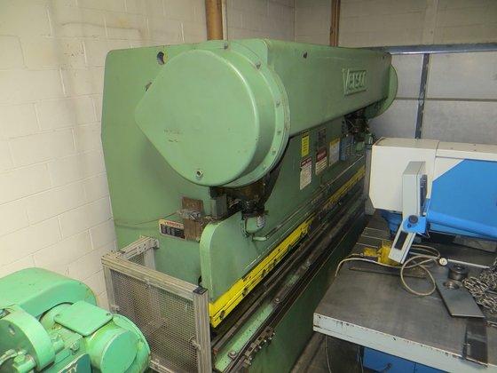 Verson Mechanical Press Brake #2662