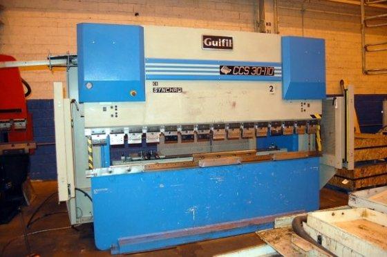 2002 Guifil CCS 30-110 Hydraulic