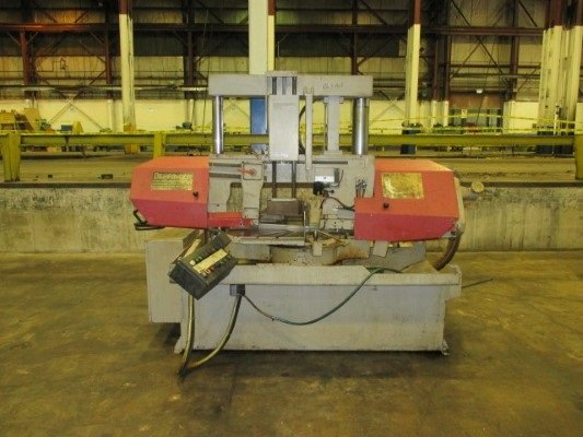 Behringer Semi-Automatic Miter Band Saw