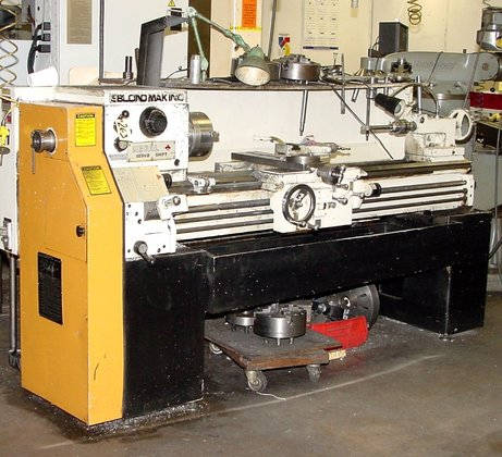1989 Leblond-Makino Regal Shift Engine