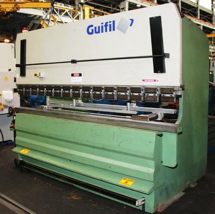 2002 Guifil Hydraulic CNC Press