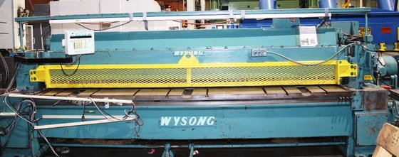Wysong Mechanical Power Shear #2771