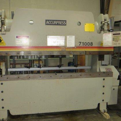 1993 Accupress CNC Hydraulic Press