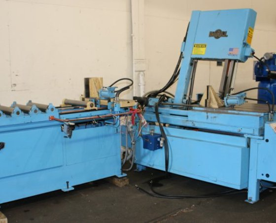 1994 DoAll CNC Vertical Mitering
