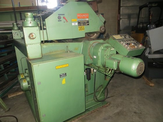 Roundo PM 2/1100 Automatic Bending