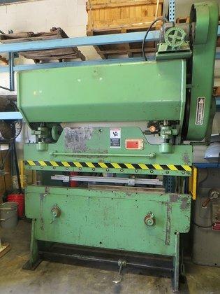 Chicago Mechanical Press Brake #2818
