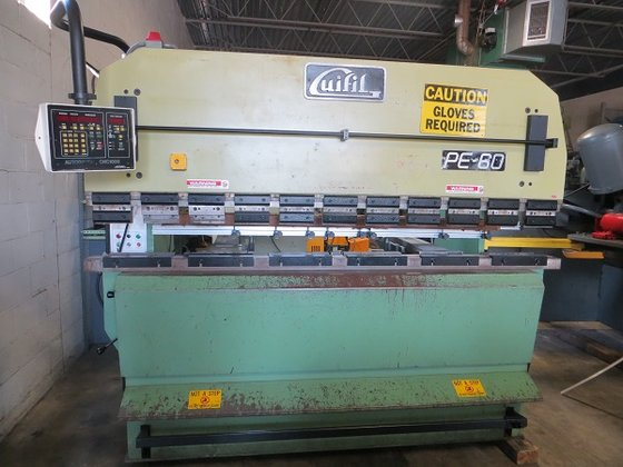 Guifil Upacting CNC Hydraulic Press