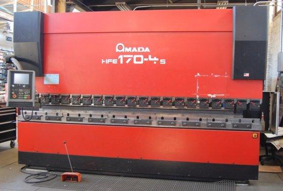 2001 Amada 7-Axis CNC Hydraulic