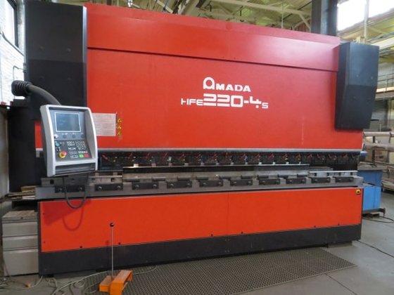 2006 Amada 7-Axis CNC Hydraulic
