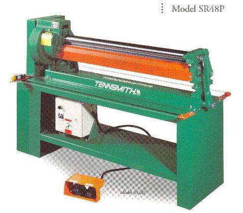 Tennsmith Power Bending Roller #758