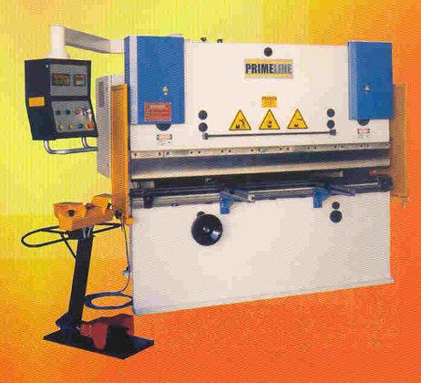 Primeline Hydraulic Press Brake #780
