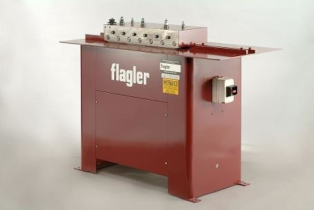 Flagler 18 Ga. Pittsburgh Machine