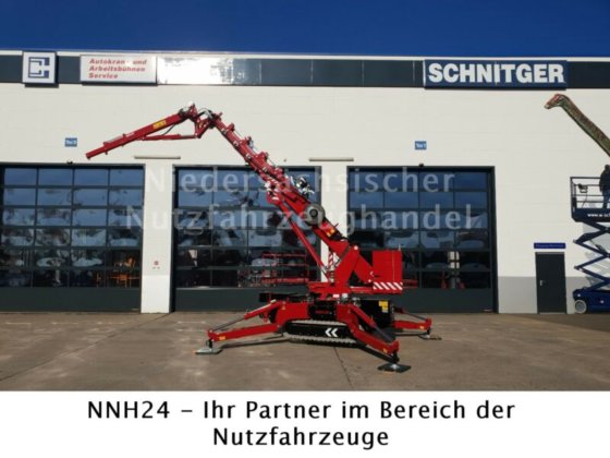 0e877338b53be3 2018 Hoeflon C10 mini crane in Deensen