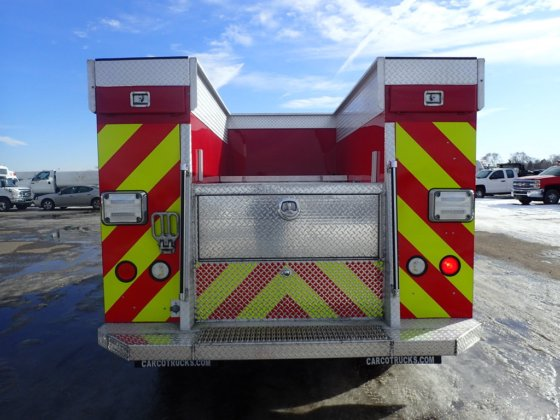 2011 DODGE RAM FIRE RESCUE in Rice, MN, USA