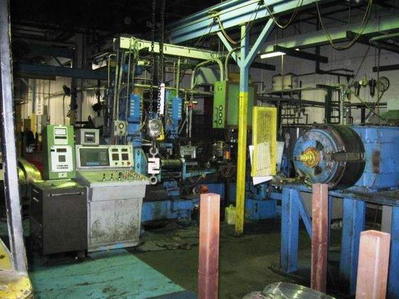 "14"" Fenn 2-Hi Reversing Mill"