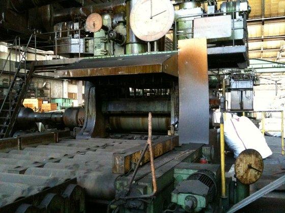 2-Hi Reversing Hot Rolling Mill