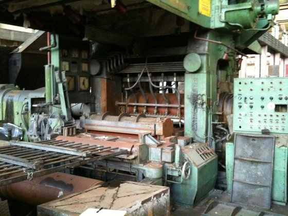 1300mm 2-Hi Cold Rolling Mill