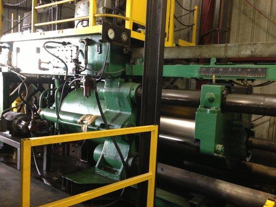 1250 ton Watson-Stillman Extrusion Line