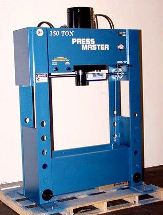 """150 Ton 16"""" Stroke Pressmaster"""