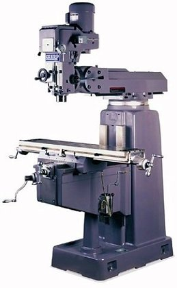 "50"" Table 5HP Spindle Sharp"
