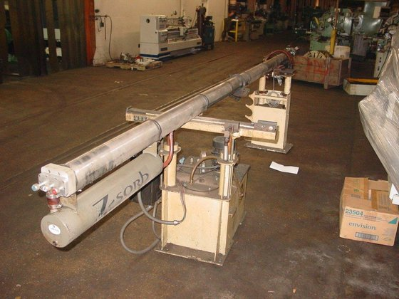 Spego TURNAMIC 123-8 BAR FEED,