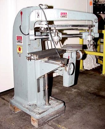1968 Gorton P1-3 ENGRAVING MACHINE,