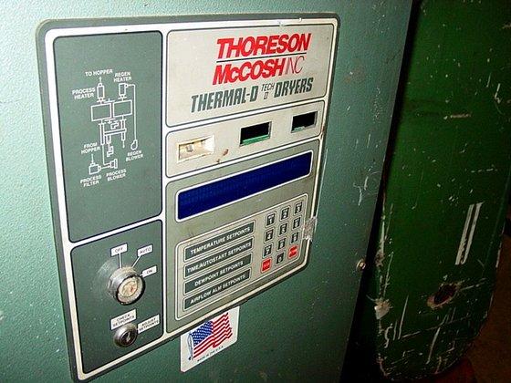 1993 Thorsen McCosh TD90 PLASTIC