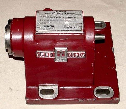 "1981 80000 RPM 9"" LENGTH"