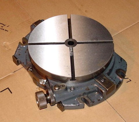"10"" Width Moore ROTARY TABLE,"